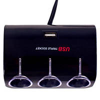 Розгалужувач прикурювача PULSO SC-3073