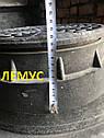 Люк полимерпесчаный ᴓ 315 черный под телескопическую трубу, фото 4