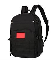 Туристический Походный Рюкзак  30литров, цвет черный, фото 2
