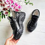 Кроссовки женские кожаные POWER BONA MENTE de luxe, фото 4