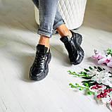 Кроссовки женские кожаные POWER BONA MENTE de luxe, фото 5