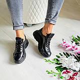 Кроссовки женские кожаные POWER BONA MENTE de luxe, фото 6