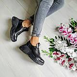 Кроссовки женские кожаные POWER BONA MENTE de luxe, фото 7