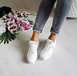 Кроссовки женские кожаные POWER BONA MENTE de luxe, фото 2