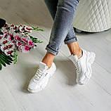 Кроссовки женские кожаные POWER BONA MENTE de luxe, фото 3