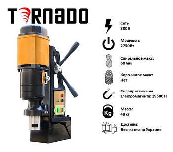 Сверлильный станок на магните TMD-60DTW