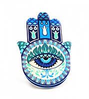 Хамса - рука Мириам керамическая настольная №12