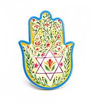 Хамса - рука Мириам керамическая настольная №3