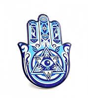 Хамса - рука Мириам керамическая настольная №5
