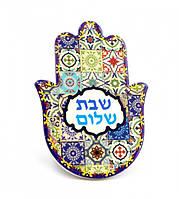 Хамса - рука Мириам керамическая настольная №8