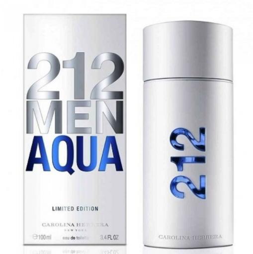 Мужская туалетная вода Carolina Herrera 212 Men Aqua,100 мл