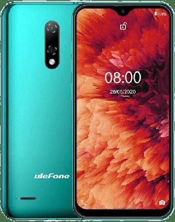 Смартфон Ulefone Note 8P 2\16Gb Green