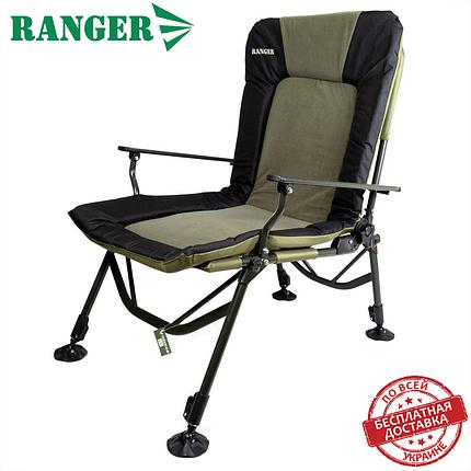 Карповое кресло для рыбалки Ranger Strong SL-107, фото 2