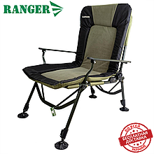 Карповое кресло для рыбалки Ranger Strong SL-107