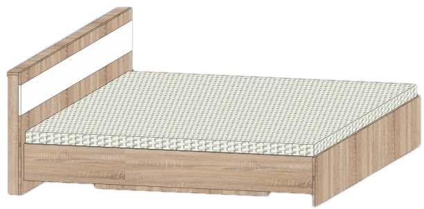 Кровать Сон-1400 Сучасні Меблі