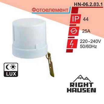 Фотоелемент RIGHT HAUSEN 25А, фото 2