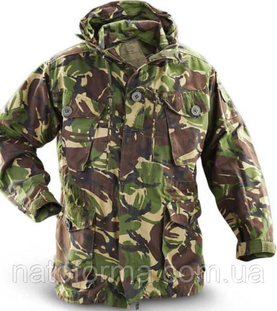 Парка, куртка DPM, армії Великобританії, б/в (вищий сорт)