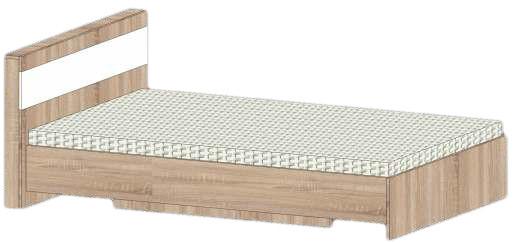 Кровать Сон-900 Сучасні Меблі
