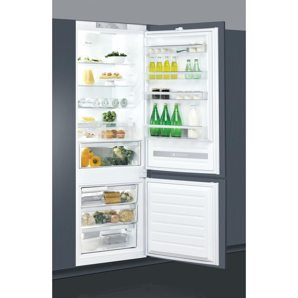 Встраиваемый холодильник Whirlpool SP40801EU