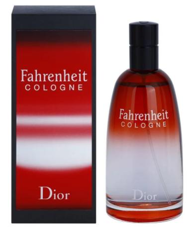 Мужская туалетная вода Christian Dior Fahrenheit Cologne,100 мл