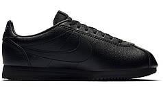 """Кроссовки Nike Cortez """"Черные"""""""