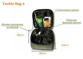 Сумка для снастей LeRoy Tackle Bag 4