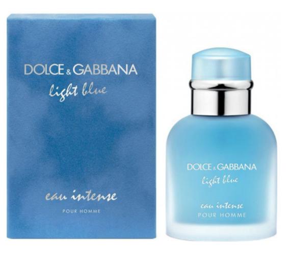 Мужская туалетная вода Dolce & Gabbana Light Blue Intense Pour Homme, 125 мл