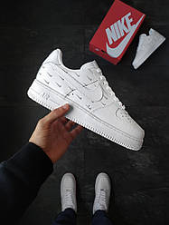 "Кроссовки Nike Air Force 1 ""Белые"""