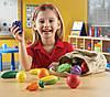 Набор овощей и фруктов в мешке Learning Resources, фото 4