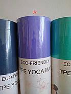 Йогамат. Килимок для йоги, фото 5
