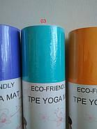 Йогамат. Килимок для йоги, фото 6