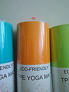 Йогамат. Килимок для йоги, фото 7