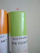 Йогамат. Килимок для йоги, фото 8