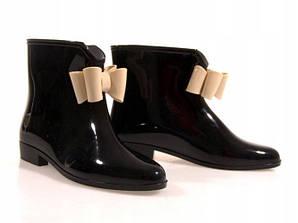 Женские резиновые ботинки Krie