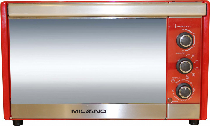 Электрическая печь MILANO MO-36 Red
