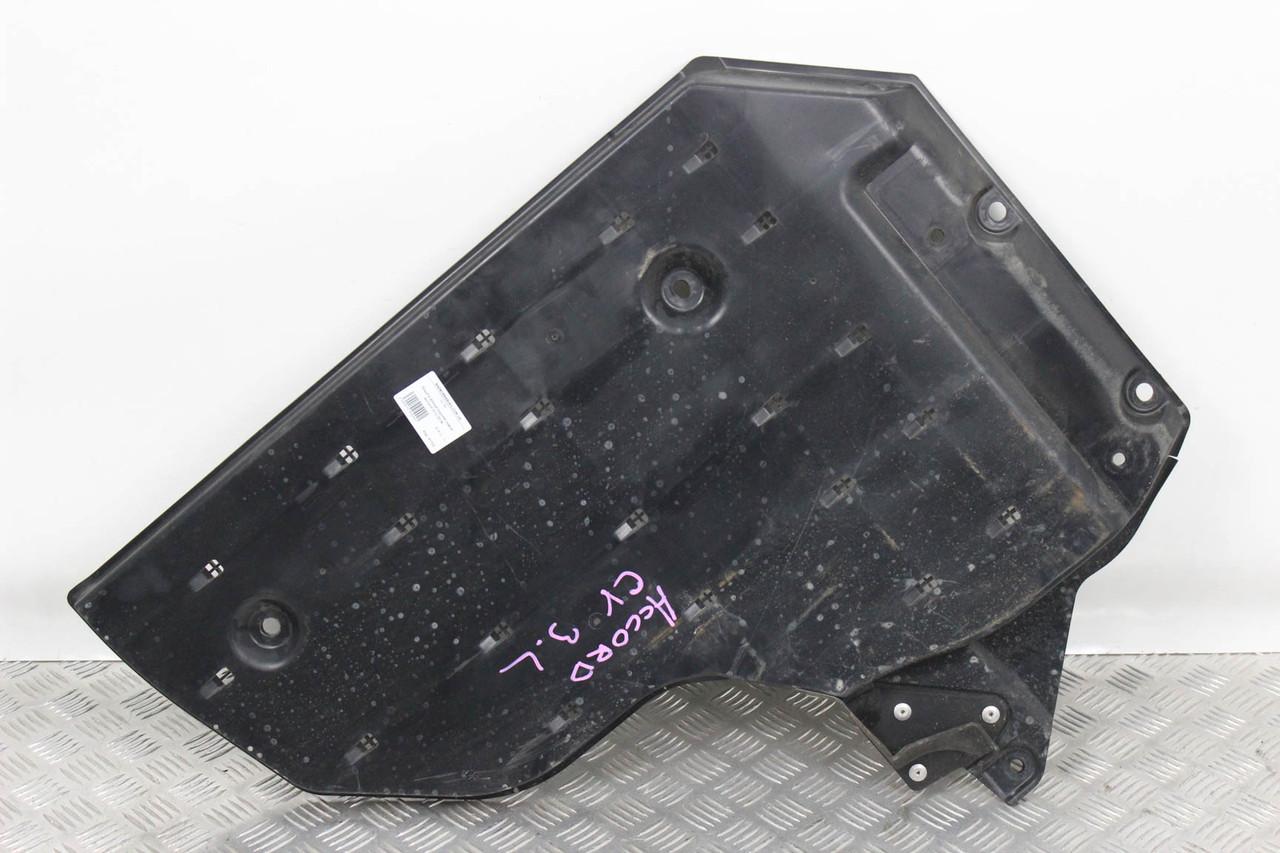 Защита днища задняя левая Honda Accord (CV) 2018- (Аккорд ЦВ)  74570TVAA00