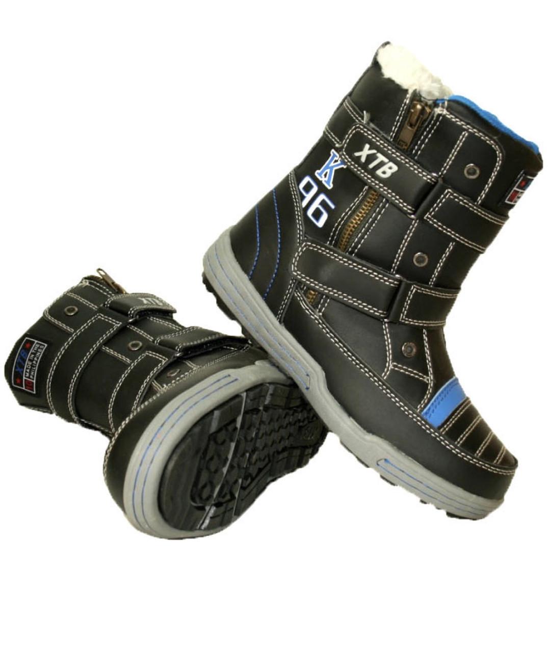 Дитячі демісезонні черевики XTB, розміри 31-36