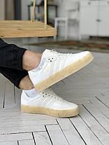 """Кроссовки Adidas Samba """"Бежевые"""", фото 2"""