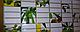 Листовая панель ПВХ на стену Регул, Плитка (Оливка), фото 5