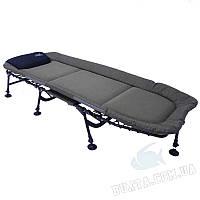 Раскладушка Prologic Flat Bedchair 6+1 Legs 210cm x 75cm (1846.11.32)