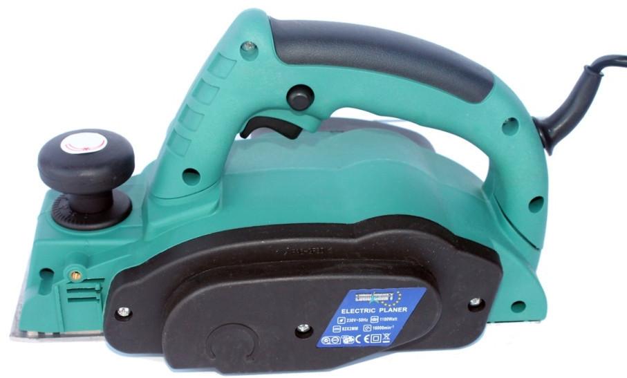 Рубанок EURO CRAFT EP210 • 1400 Вт • Нож рубанка широкий