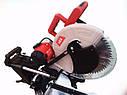 Пила торцовочная торцовка LEX LXCM305 - 305 мм диск   Лазерный указатель   Ременная передача, фото 2