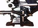 Пила торцовочная торцовка LEX LXCM305 - 305 мм диск   Лазерный указатель   Ременная передача, фото 5