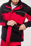 Рабочая куртка (спецовка) для монтажника