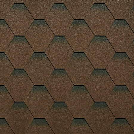 Shinglas — Кадриль коричневый