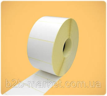 Термоетикетка 58*40 мм (630 етикеток)