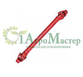 Вал карданный Н.081.02.200-17 Дон-1500Б L=630-985 шпонка d=30