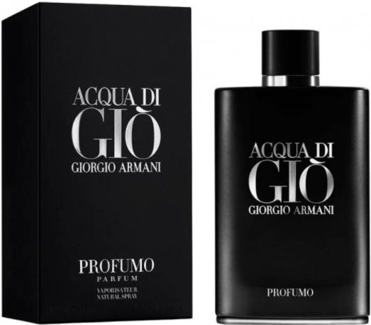 Мужская парфюмированная вода Giorgio Armani Acqua Di Gio Profumo, 125 мл