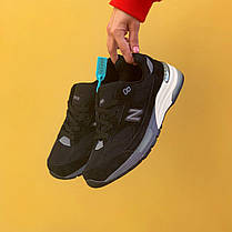 """Кроссовки New Balance 992 """"Черные"""", фото 3"""