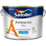 Ambiance Sky Sadolin Глубокоматовая краска для потолков ( Амбианс Скай Садолин ) 10л.